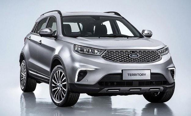 Ford възроди името Territory за нов офроудър