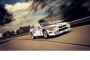 Lancia Rallye 037: Да обяздиш чудовище