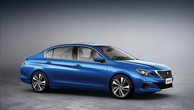 Peugeot обнови седана 408