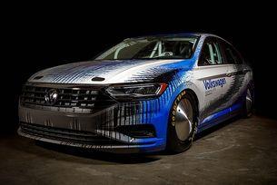 Volkswagen ще подобрява рекорд за скорост с новия Jetta