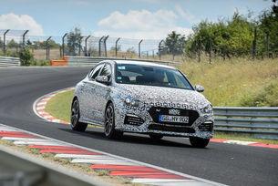 """Hyundai ще представи """"горещ """" i30 Fastback N в Париж"""