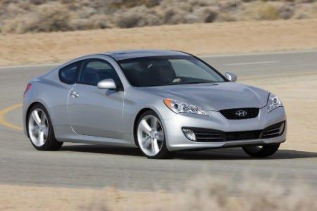 Hyundai Genesis Coupе