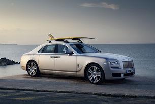 Разкриха изненадващ Rolls-Royce Ghost в Кан