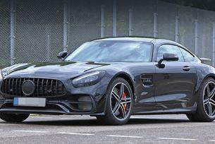 Обновяват Mercedes-AMG GT за втори път