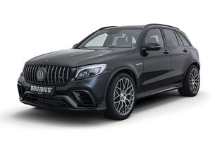 Brabus даде на Mercedes-Benz GLC 600 к.с.