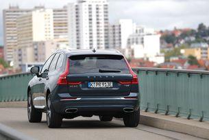 Volvo XC60 T8 Hybrid