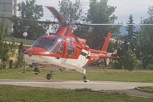 """Спасиха с хеликоптер на """"Лев Инс"""" млад мъж в Пирин"""