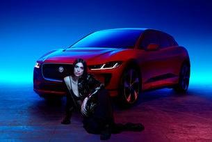 Jaguar и звездата Дуа Липа в творчески дует
