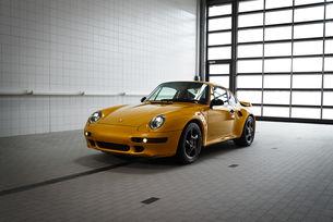 Porsche Classic направи класически 911 с оригинални части