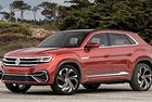 VW представи новия кросоувър Atlas Cross Sport