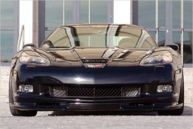 Geiger Corvette Z06 Black Edition