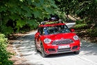 MINI Countryman John Cooper Works: Червената стрела