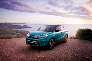 Всеки втори закупен автомобил Suzuki e Vitara