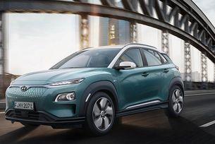 Hyundai ще направи премиера на електрическия кросоувър KONA Electric на първото специализирано изложение ELECTRO MOBILITY EXPO 2018