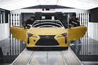 Стартира производството на Lexus LC Yellow Edition