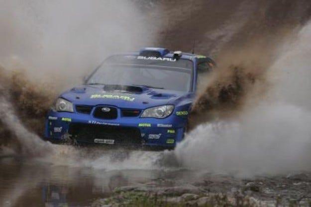 Subaru: Преди старта