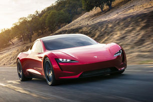Европейска премиера за Tesla Roadster на Grand Basel