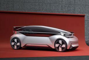 Volvo представя нов концепт за автономност 360c