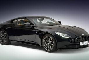 Немци бронираха Aston Martin DB11