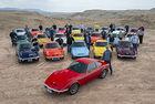 50 години Opel GT – едно голямо пътешествие