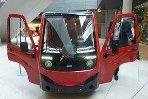 За първи път в България изложение за електромобили