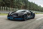 Bugatti Chironв може да развие 450 км/ч