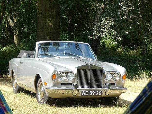 Продават на търг Rolls-Royce на Мохамед Али