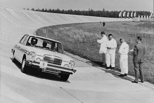 Continental: 50 години от първия автономен автомобил