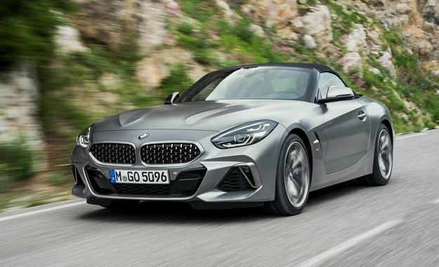 BMW разкри подробности за новия роудстър Z4