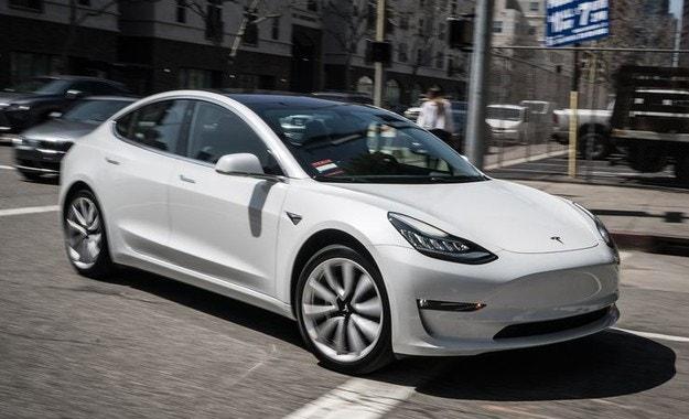 Ready, Tesla Model 3?