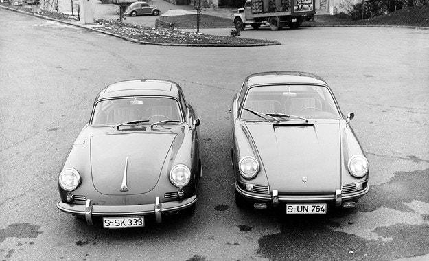 70 години Porsche: Част 2