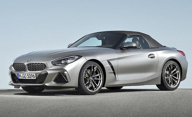 BMW представи базовите версии на роудстъра Z4