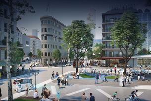Daimler и BMW откриват съвместно седалище в Берлин