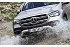 Mercedes-Benz показа новото поколение на GLE