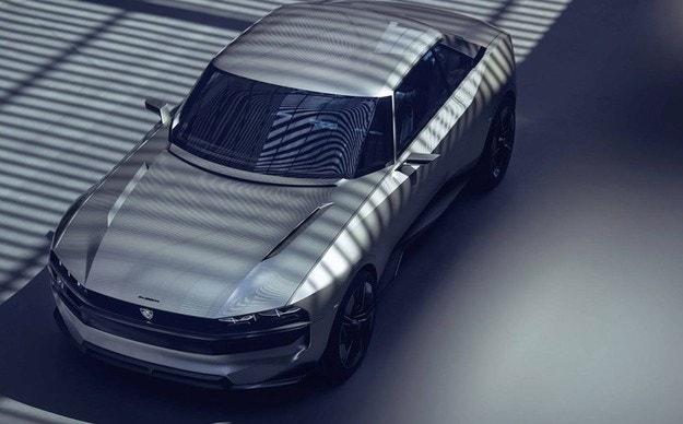 Peugeot представи прототип в ретро стил