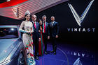 Световната общественост посрещна VinFast в Париж