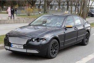 BMW Пета серия