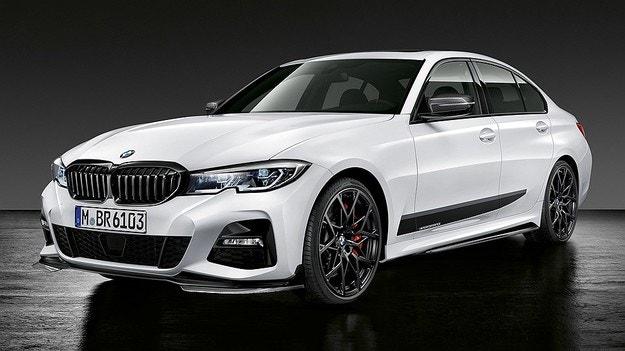BMW представи фирмен тунинг за новата Серия 3
