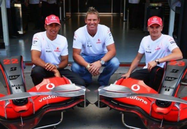 McLaren: Преди старта