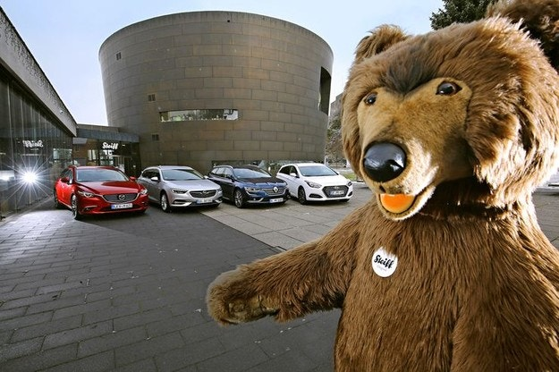 Hyundai i40, Mazda 6, Opel Insignia, Renault Talisman