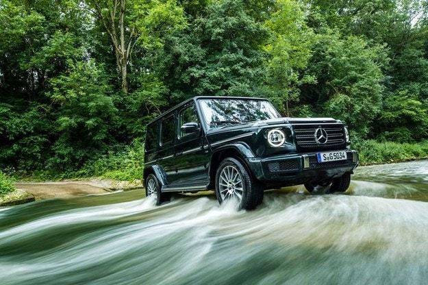 Mercedes G-модел