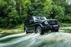 Mercedes G-класа: Gолямото завръщане