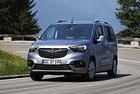 Opel Combo: Комбинаторът