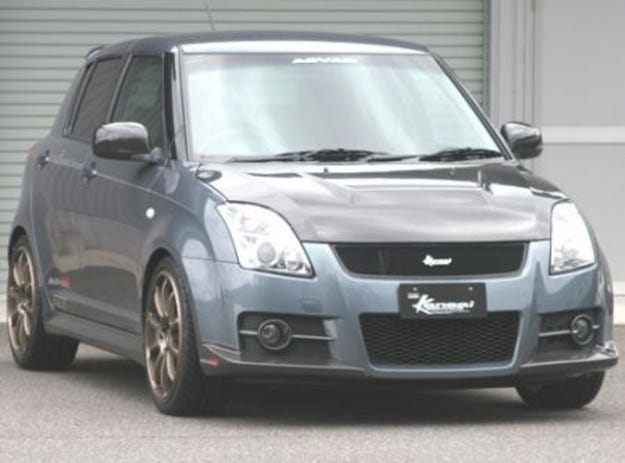 HKS Suzuki Swift