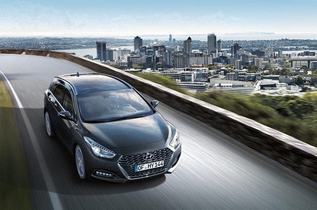 Обновиха фамилията Hyundai i40 за Европа