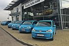 Над 110 електромобила за споделено ползване в София