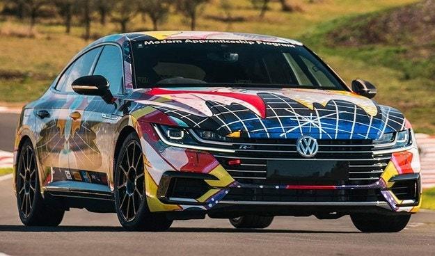 Volkswagen Arteon получи двигател с 490 к.с.