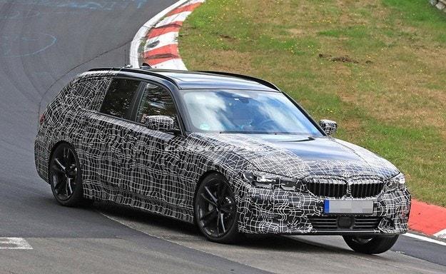 Обявиха премиерата на новото комби BMW Серия 3