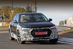 """Във фамилията на новия A1 трябва да се появи и """"гореща"""" версия, а в Инголщат вече подготвят и подобрена версия на A1 allroad quattro"""