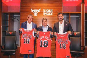 Liqui Moly ще си партнира с Chicago Bulls